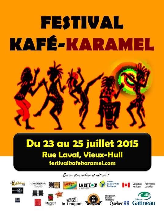 Kafekaramel  2015 - Affiche Principale avec partenaires-01